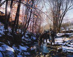 BESIDE STILL WATERS by John Paul Strain, Gen. Stonewall Jackson