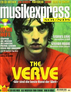 the verve at glastonbury 1993 images Jimi Hendrix, Clowns, Scream, Stefan Raab, Jazz, Jackson, The Verve, Oasis, Movies