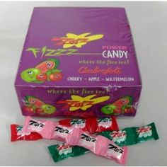 CANDY :: HARD CANDY :: ZOTZ 48CT BOX -