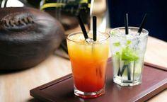 bebidas con mezcal