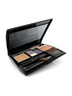 Mary Kay® Compact Pro® (unfilled): THE ULTIMATE ALL-IN-ONE MAKE-UP COMPACT CASE with a magnetic system so you can fill it with your favorite colors of eye shadows, foundations, blush, eye liners, brushes, wand applicators, etc. Everything you need to complete your favorite looks in one compartmentalized compact. GENIUS! $35