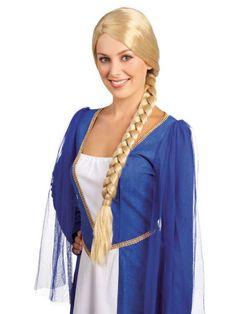 "https://11ter11ter.de/40343733.html Perücke Extralang ""Catherine"" #11ter11ter #fasching #karneval #kostüm #märchen #princess #perücke #hair"