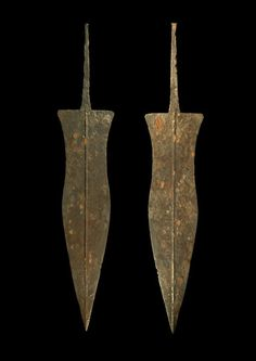 A Roman Legionnaire Pugio Dagger Blade, ca. 1st century AD