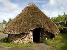 Find This Pin And More On Roundhouse By Alisonleonard31 See Stonehenge Neolithic Houses