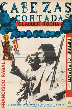 Cabezas Cortadas, Glauber Rocha