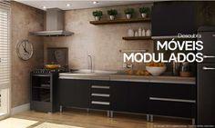 Móveis modulados