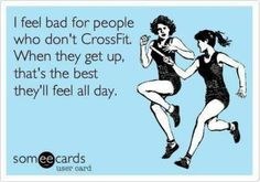 Cross fit funny