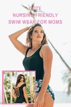 59921c30173d1 As moms ourselves, we get that finding a bathing suit that actually fits,  looks