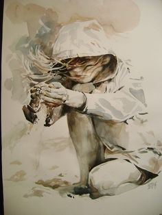 A memory, Watercolor painting by Boyana Petkova   Artfinder