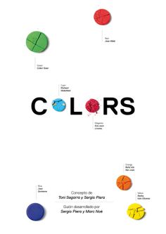 COLORS the film by Lo Siento, via Behance
