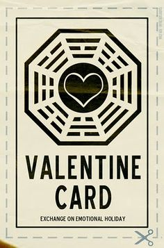 Super Punch: Dharma Initiative Valentine