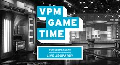 Today's the day! See VPM compete live on Periscope today at 12:00 p.m. EST. Here's how you can view the stream: