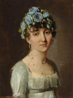 Louis Léopold Boilly (La Bassée Paris) , A set of nine portraits First French Empire, Regency Dress, 1800s Fashion, Neo, Painted Cottage, Historical Art, Empire Style, Sculpture, Portraits