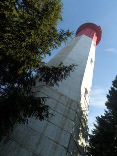 Naissaar lighthouse, Naissaar island, Estonia