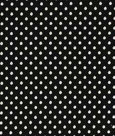 Kravet 2583180 Spotlight Ebony Fabric Polka Dot WallpaperDesktopBlack