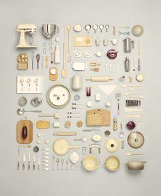 KNOLLING : el arte de las cosas perfectamente organizadas - blogs de Decoracion