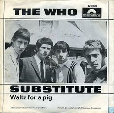 """Substitute"" - The Who"