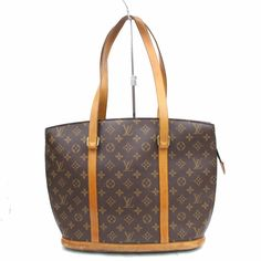 b7906840cb61 Louis Vuitton Babylone M51102 Monogram Tote Bag 11071