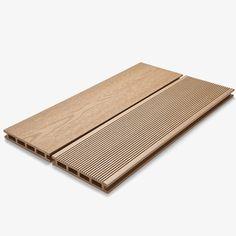 Composite Deck Board - Oak | DURATRAC Decking – EnviroBuild