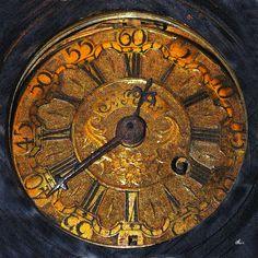 'Zeitzeichen' von Dirk h. Wendt bei artflakes.com als Poster oder Kunstdruck $18.03
