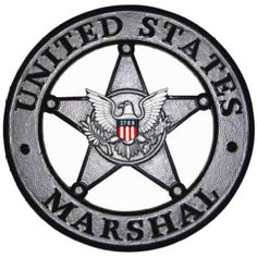 US Marshal's Badge