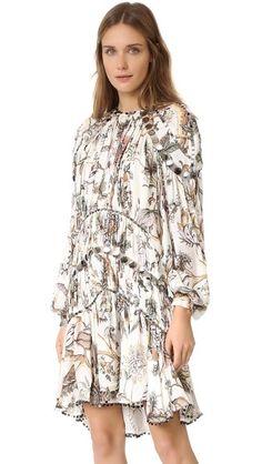 6147ee3d9b Karmic Aura Mirror Mini Dress