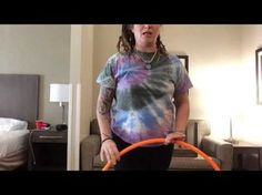Learn Folding Isolations with Stormi Hoops | hooping.org