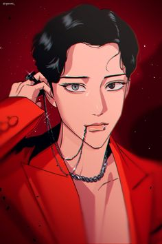 Image shared by Cathy Phan. Find images and videos on We Heart It - the app to get lost in what you love. Baekhyun Fanart, Kpop Fanart, Exo Chen, Exo Chanyeol, Exo Anime, Anime Art, Chanbaek, Exo Cartoon, Exo Fan Art