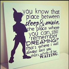I love Peter Pan    I have to create a board just for Peter Pan, he's always been my favorite.