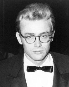James Dean 1950s Eyeglasses Eyeglassboy