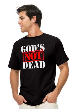 God's Not Dead the movie t shirt large Christian t shirt