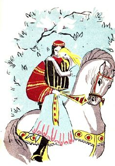 Ana Balin - Cenusareasa, Fratii Grimm