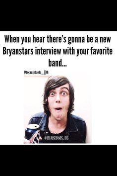 BVB interview #7 on Monday!!!!