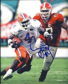 "Ciatrick Fason Florida Gators Signed 8x10 Photo SL COA . $12.00. Florida Gators RB,Ciatrick FasonSigned 8x10"" Photo.GREAT AUTHENTIC FOOTBALL COLLECTIBLE!!AUTOGRAPH AUTHENTICATED BY SPORTS LOT AUTHENTICATIONS WITH NUMBERED SPORTS LOT AUTHENTICATION STICKER ON ITEM.SPORTS LOT COA:  # 4207ITEM PICTURED IS ACTUAL ITEM BUYER WILL RECEIVE."