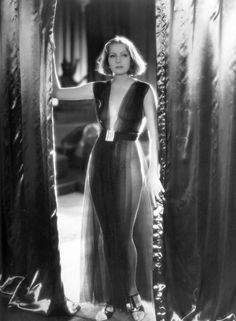 """Greta Garbo in Gilbert Adrian - 1931 - """"Mata Hari"""" - XLNT Movie! Description from pinterest.com. I searched for this on bing.com/images"""