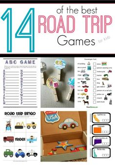 Choice Hotels, #VacaGoneCrayCray, Vacations, Travel with Kids, Road Trip Games