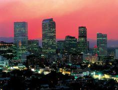 Amazing Denver sunset