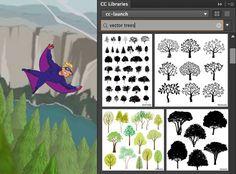 Téléchargement gratuit d'Adobe Animate CC | Version d'essai du logiciel d'animation vectorielle, Flash/ Création d'animations complexes grâce à l'Éditeur de mouvement.