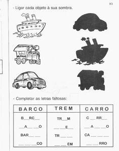 .: Trânsito e Meios de Transporte