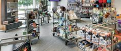 Retail Store Fixtures   Portfolio   OPTO