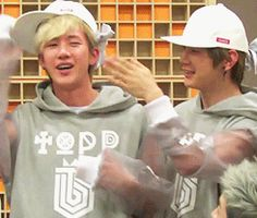Bjoo & Hansol ❤... This was just too cute !!