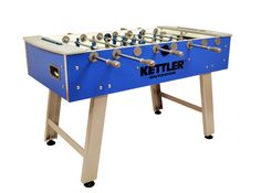 OUTDOOR FOOSBALL TABLE larger image