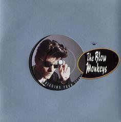 "80's 7"" single for The Blow Monkeys"