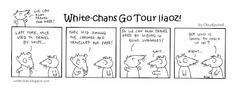 White-chans Go Tour Liaoz #11