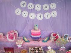 Eventageous Parties: Disney Princess Birthday Party