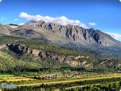 El Cerro Piltriquitron es considerado un  reservorio de energia positiva.