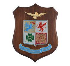 Crest Istituzionale araldico  - Gadget ufficiali Aeronautica Militare Italiana