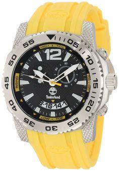 Timberland Men's 13319JS/02 Hydroclimb Analog Multifunction 3 Hands Date Tide Moon Watch