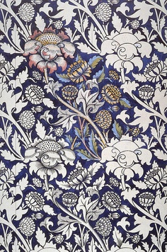 William Morris 'wey' 1884 by Design Decoration Craft