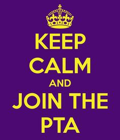 KEEP CALM AND JOIN THE PTA - KEEP CALM AND CARRY ON Image Generator - brought to you by the Ministry of Information
